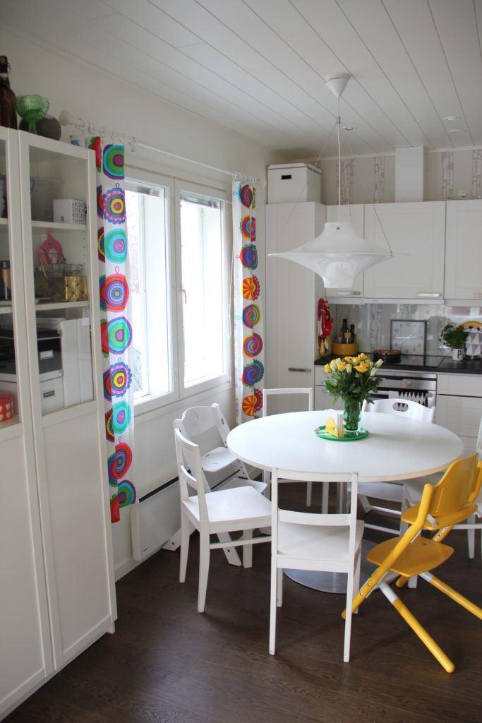 Värikäs keittiö, Helsinki